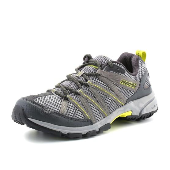נעלי מונטרייל לגברים Montrail  Mountain Masochist III - אפור בהיר