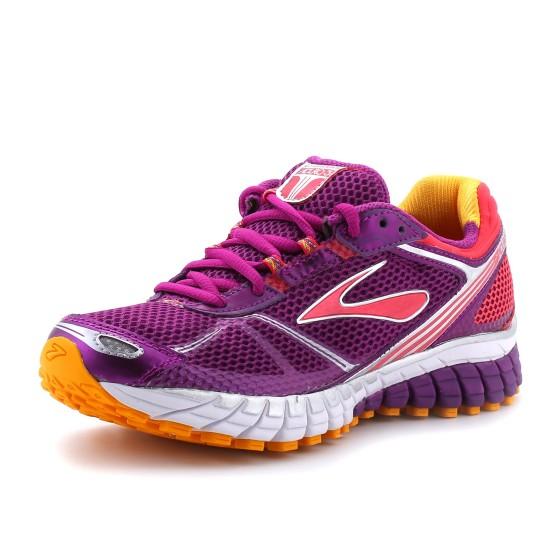 נעלי ברוקס לנשים Brooks Aduro 3 - סגול