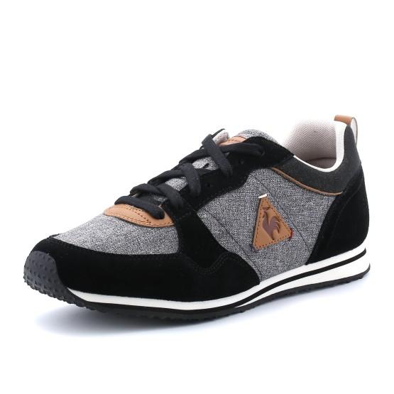 נעלי לה קוק ספורטיף לגברים Le Coq Sportif Bolivar City Casual - שחור/אפור