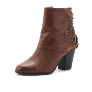 נעלי בולבוקסר לנשים Bullboxer Corset - חום בהיר