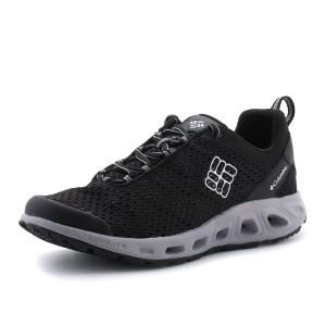 נעלי קולומביה לגברים Columbia Drainmaker III - שחור/אפור