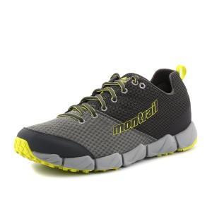 נעלי מונטרייל לגברים Montrail Fluidflex II - אפור כהה