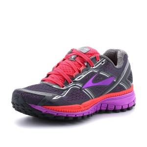 נעלי ברוקס לנשים Brooks Ghost 8 - שחור