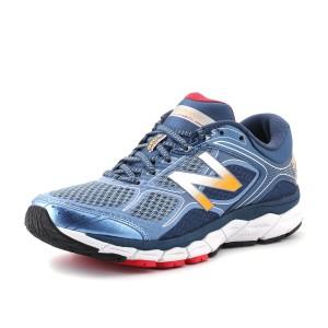 נעלי ניו באלאנס לגברים New Balance  M860 V6 - כחול