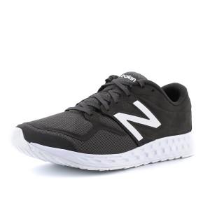נעלי ניו באלאנס לגברים New Balance ML1980 - שחור/לבן