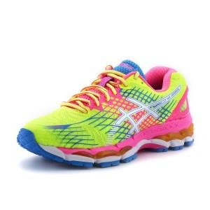 נעלי אסיקס לנשים Asics Gel-Nimbus 17 - צהוב