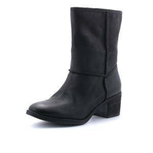 נעלי בולבוקסר לנשים Bullboxer Stitches Block - שחור