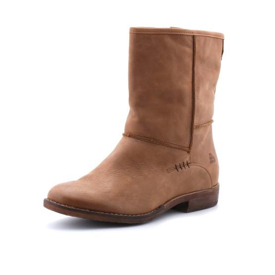 נעלי בולבוקסר לנשים Bullboxer Stitches - חאקי
