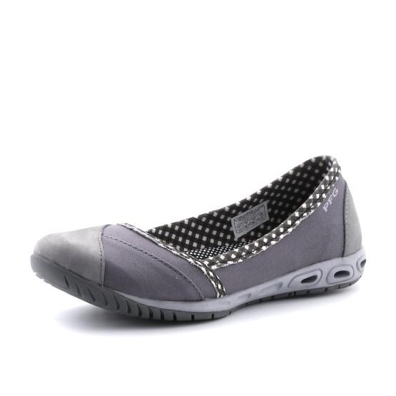 נעלי קולומביה לנשים Columbia Sunvent Ballet II PFG - אפור