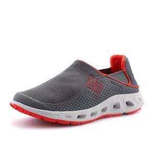 נעלי קולומביה לגברים Columbia Ventslip II - אפור כהה