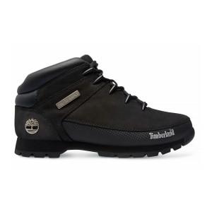 מוצרי טימברלנד לגברים Timberland Euro Sprint Hiker - עור שחור