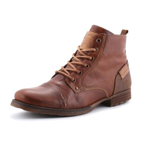 נעלי בולבוקסר לגברים Bullboxer Truman - חום בהיר