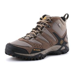 נעלי קולומביה לגברים Columbia Peakfreak Xcrsn Mid Outdry - בז'