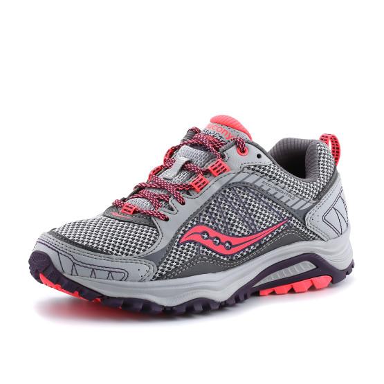 נעלי סאקוני לנשים Saucony Grid Excursion TR9 - אפור