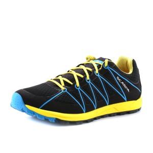נעלי Scarpa לגברים Scarpa Minima - שחור/צהוב