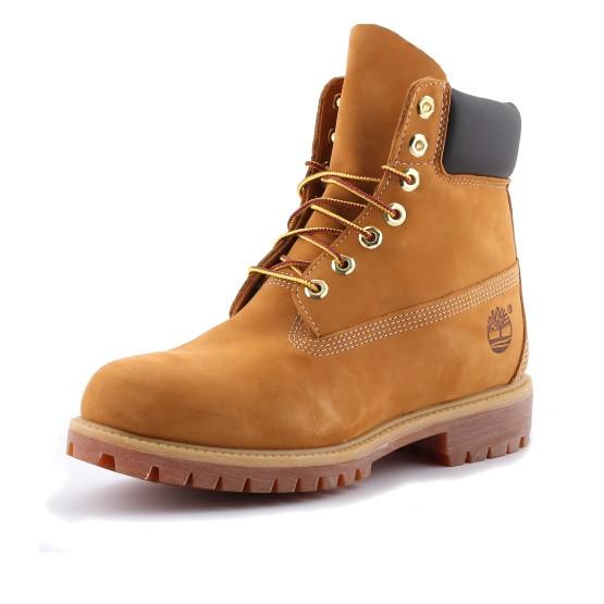 נעלי טימברלנד לגברים Timberland 6Inch Premium - חום בהיר