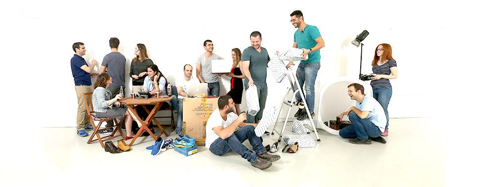 צוות העובדים של shoesonline - שוז אונליין