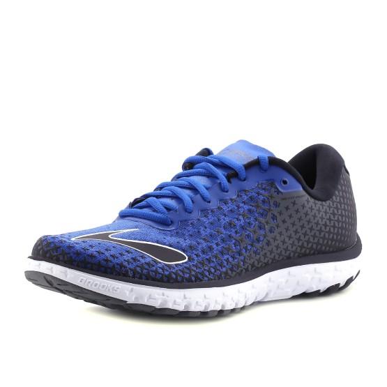 מוצרי ברוקס לגברים Brooks PureFlow 5 - שחור/כחול