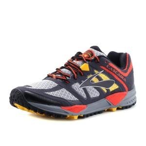 נעלי ברוקס לגברים Brooks Cascadia 11 - אפור/כתום