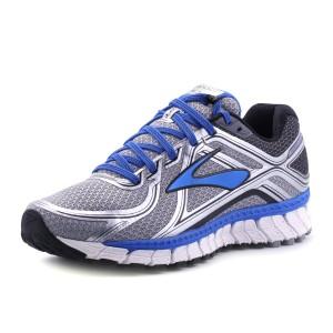 נעלי ברוקס לגברים Brooks Adrenaline GTS 16 - אפור/כחול