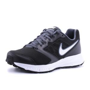 נעלי נייק לגברים Nike Downshifter 6 - שחור/לבן