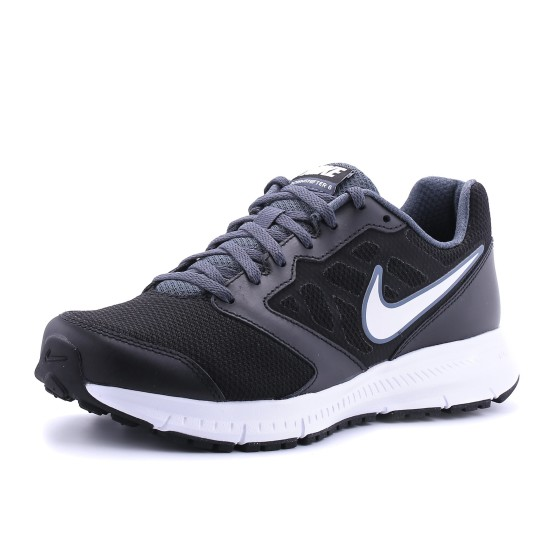 מוצרי נייק לגברים Nike Downshifter 6 - שחור/לבן