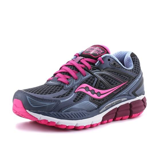 נעלי סאקוני לנשים Saucony Echelon 5 - אפור