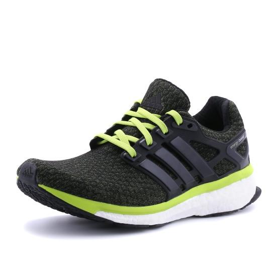 מוצרי אדידס לגברים Adidas Energy Boost Reveal - שחור/ירוק