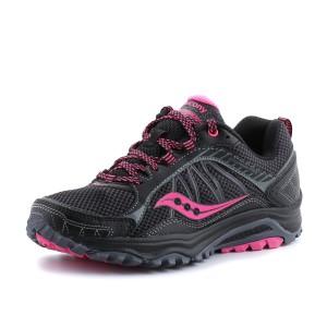 נעלי סאקוני לנשים Saucony Grid Excursion TR9 - שחור