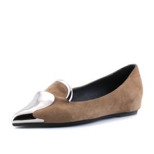 נעלי ג'פרי קמפבל לנשים Jeffrey Campbell Serenade - בז'