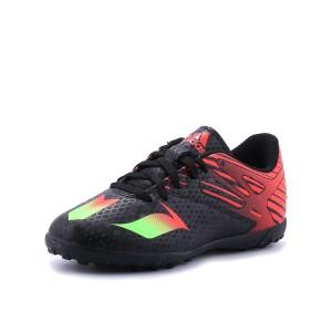נעלי אדידס לנוער Adidas Messi 15.4 - שחור/אדום