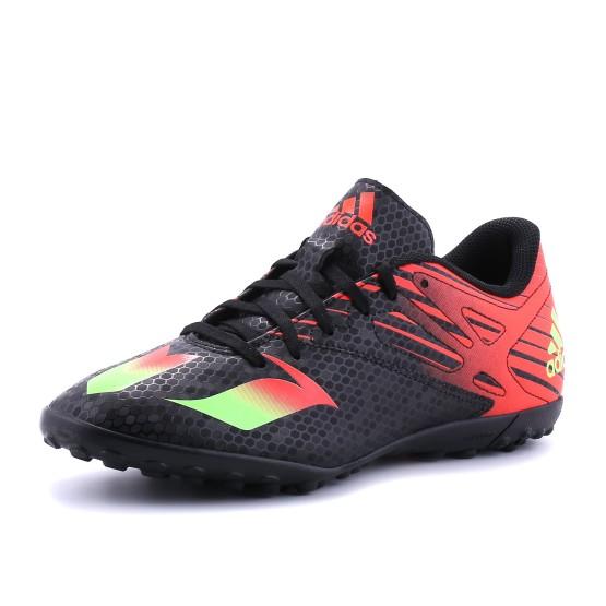 מוצרי אדידס לגברים Adidas Messi 15.4 - שחור/אדום