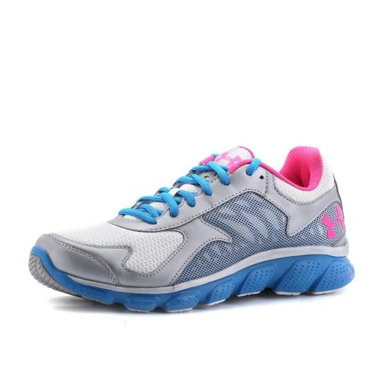 נעלי אנדר ארמור לנשים Under Armour  Micro G Skulpt - אפור בהיר