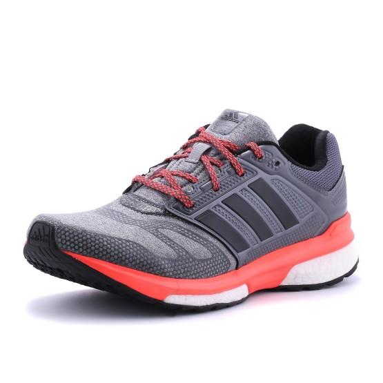 נעלי אדידס לגברים Adidas Revenge Boost 2 Techfit - אפור