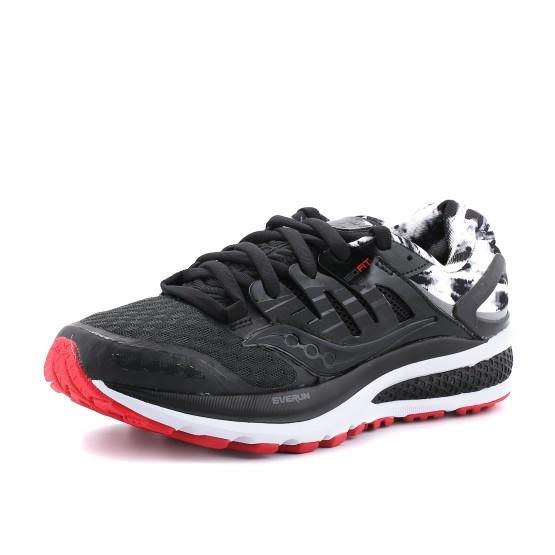 נעלי סאקוני לנשים Saucony Triumph ISO LR - שחור/לבן