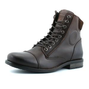 נעלי סניקי סטיב לגברים Sneaky Steve Rostov - חום