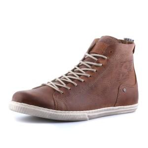 נעלי סניקי סטיב לגברים Sneaky Steve  Stagg High - חום