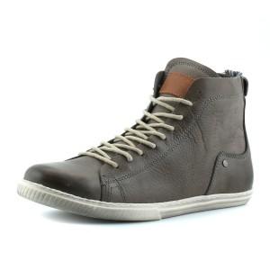 נעלי סניקי סטיב לגברים Sneaky Steve  Stagg High - אפור כהה