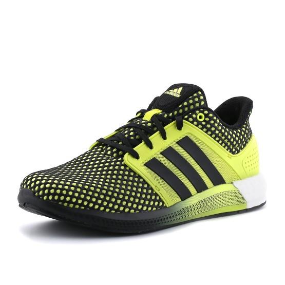 מוצרי אדידס לגברים Adidas Solar Boost - שחור/צהוב