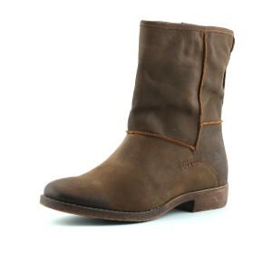 נעלי בולבוקסר לנשים Bullboxer Stitches - חום