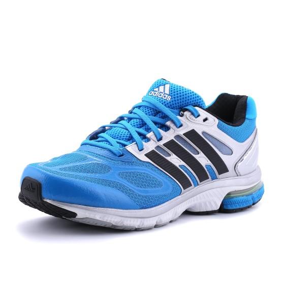 נעלי אדידס לגברים Adidas Supernova Sequence 6 - אפור/כחול