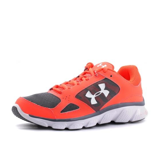נעלי אנדר ארמור לנשים Under Armour Micro G Assert V - אפור/כתום