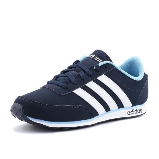 מוצרי אדידס לגברים Adidas V Racer - כחול/לבן