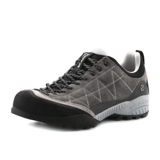 נעלי Scarpa לגברים Scarpa Zen Pro - אפור כהה