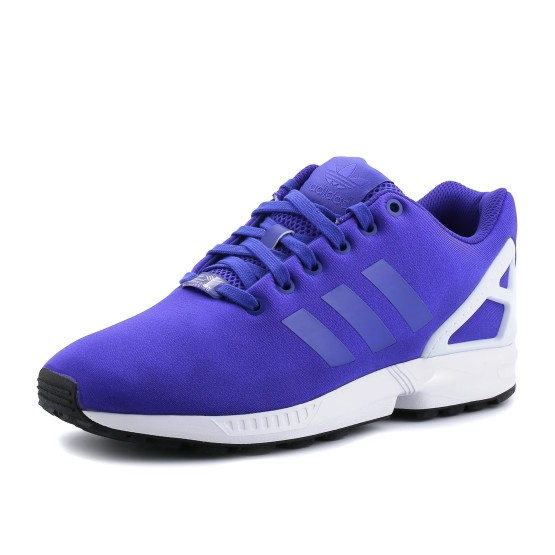 נעלי אדידס לגברים Adidas ZX Flux - סגול