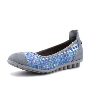 נעלי ברני מב לנשים Bernie Mev Bella Me - צבעוני/לבן