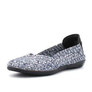 נעלי ברני מב לנשים Bernie Mev Catwalk - שחור/לבן