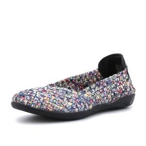נעלי ברני מב לנשים Bernie Mev Catwalk - צבעוני בהיר