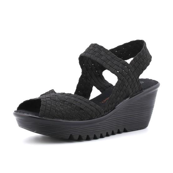 נעלי ברני מב לנשים Bernie Mev Fame - שחור