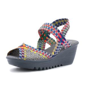 נעלי ברני מב לנשים Bernie Mev Fame - צבעוני